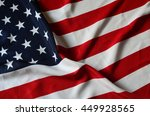 us flag | Shutterstock . vector #449928565
