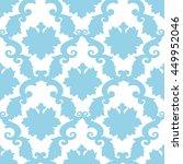 abstract old wallpaper ... | Shutterstock .eps vector #449952046