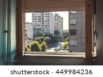Old Apartment Interior View Through - Fine Art prints