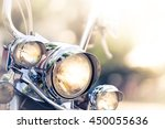 motorcycle detail with...   Shutterstock . vector #450055636