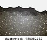 Background Rain Clouds  Storm
