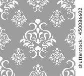 abstract old wallpaper ...   Shutterstock .eps vector #450086602
