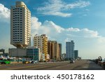 the old architecture of havana  ... | Shutterstock . vector #450178162
