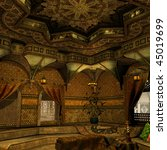 arabian backgound | Shutterstock . vector #45019699