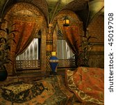 arabian backgound   Shutterstock . vector #45019708
