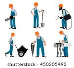vector illustration image of a... | Shutterstock .eps vector #450205492
