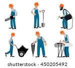 vector illustration image of a... | Shutterstock .eps vector #450205492