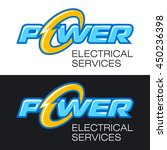 the word power with stylized...   Shutterstock .eps vector #450236398