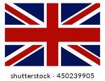 uk flag | Shutterstock .eps vector #450239905