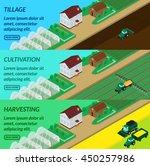 vector illustration. web banner ... | Shutterstock .eps vector #450257986