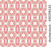 seamless floral pattern. color... | Shutterstock .eps vector #450298132