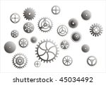 vector contains various design... | Shutterstock .eps vector #45034492