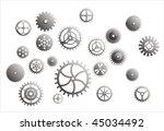 vector contains various design...   Shutterstock .eps vector #45034492