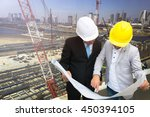 management consulting with...   Shutterstock . vector #450394105