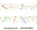 celebration background with... | Shutterstock .eps vector #450394882
