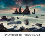 Dramatic Seascape Of...