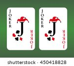 Playing Cards. Joker