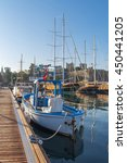 bodrum  turkey   march 19  2011 ... | Shutterstock . vector #450441205