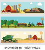 agriculture and farming....   Shutterstock .eps vector #450449638