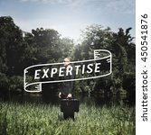 Small photo of Expertise Ability Skilled Professional Excellence Concept