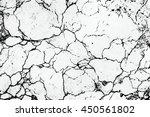 marble texture white  black ... | Shutterstock . vector #450561802