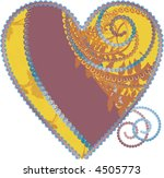 stylized illustration of a warm ...   Shutterstock .eps vector #4505773