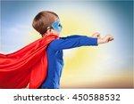 superhero. | Shutterstock . vector #450588532
