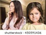 child. | Shutterstock . vector #450591436