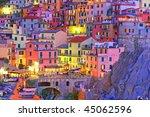Italian Sea Village Manarola I...