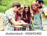 technology  travel  tourism ... | Shutterstock . vector #450692482