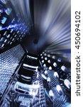 universe space object ufo | Shutterstock . vector #450694102
