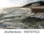 Tide And Waves On The Island O...