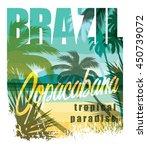 Brazil Tropical Paradise....