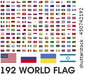 flags vector graphics | Shutterstock .eps vector #450742192