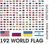 flags vector graphics | Shutterstock .eps vector #450742192