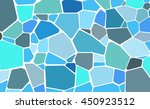 pattern stone wall and texture | Shutterstock .eps vector #450923512