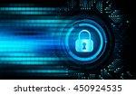identifying a computer virus.... | Shutterstock . vector #450924535