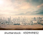 background of cityscape concept ... | Shutterstock . vector #450949852
