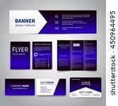 banner  flyers  brochure ... | Shutterstock .eps vector #450964495