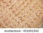 Woven Bamboo