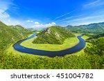 Canyon Of Rijeka Crnojevica...