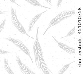 vector seamless pattern... | Shutterstock .eps vector #451010758