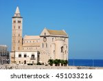 a panoramic view of the church... | Shutterstock . vector #451033216