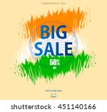 creative sale banner or poster... | Shutterstock .eps vector #451140166