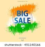 creative sale banner or poster... | Shutterstock .eps vector #451140166