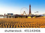 Blackpool Tower And Central...