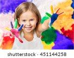 child. | Shutterstock . vector #451144258