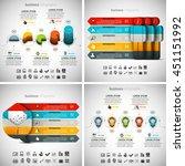 vector illustration of... | Shutterstock .eps vector #451151992