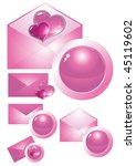 valentine's day   Shutterstock .eps vector #45119602