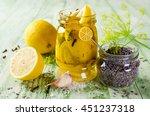 Preserved Lemons With Salt ...